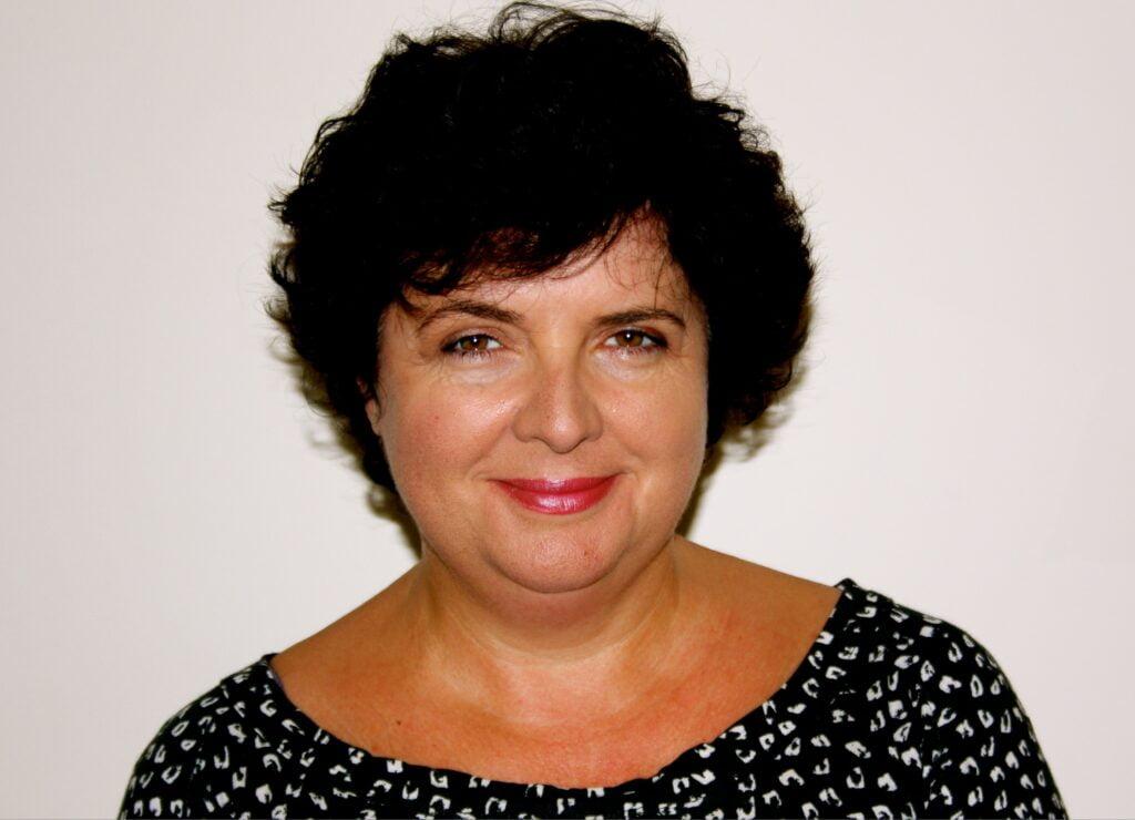 Portrait of Kay Blowes, Kay Blowes Podiatry, Podiatry clinic, podiatrist, foot specialist, foot clinic, Westbury, Warminster, Trowbridge